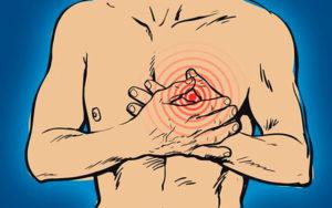 Болит сердце: как оказать первую помощь