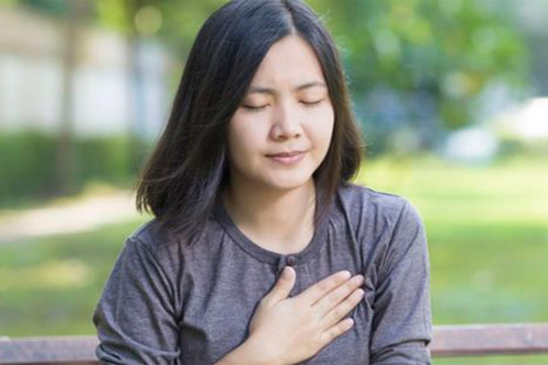 Не ровный ритм сердца