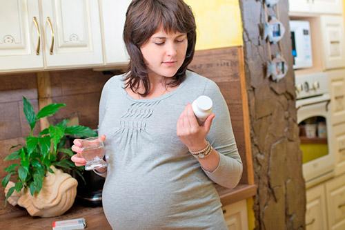 Терапия беременных