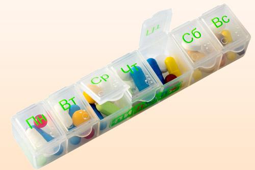 Группы лекарств