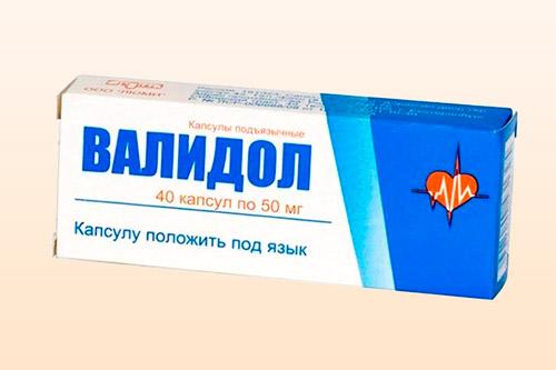 Препарат Валидол