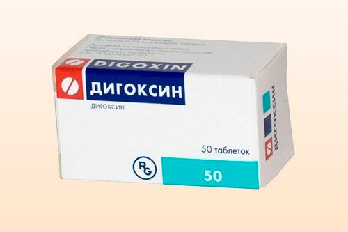 Препарат Дигоксин