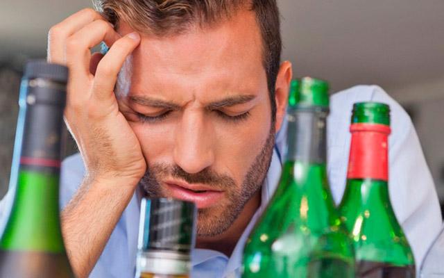 Возникновение тахикардии после выпитого алкоголя
