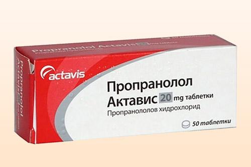 Препарат Пропранопол
