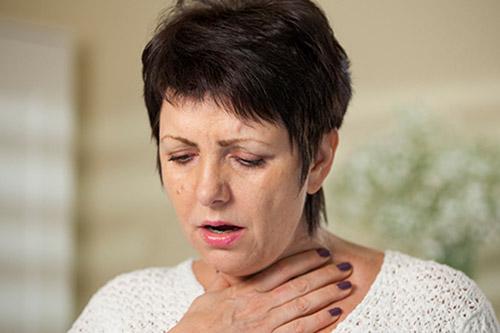 У женщины тахикардия