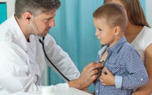 Почему у ребенка учащенное сердцебиение
