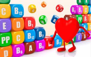Витамины для сердца при аритмии