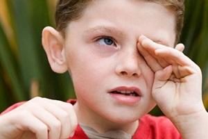 Боли в области глаз