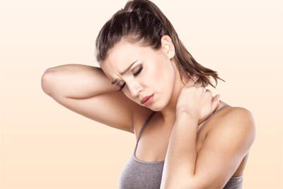 Боли в шейно-грудном отделе