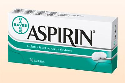 Препарат Аспирин