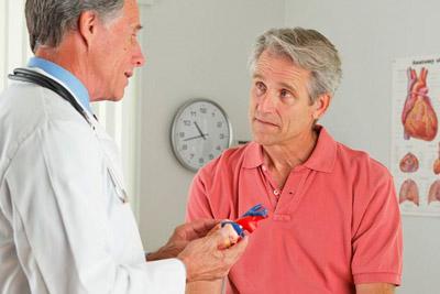 Пациент получает назначение после стационара