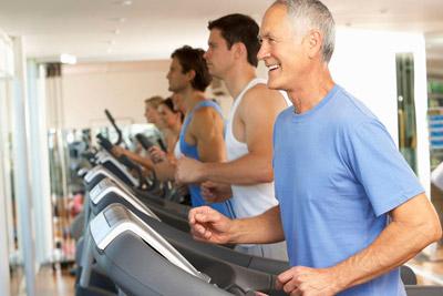 Увеличение физической активности