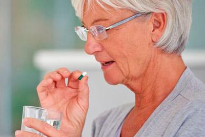 Постоянный прием лекарств