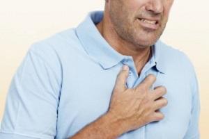 Нехватка кислорода - признак болезни
