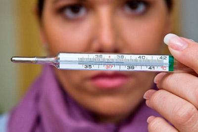 Высокая температура тела при инфаркте миокарда