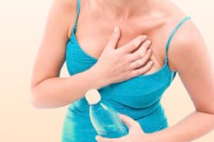 Давление в области сердца при болезни