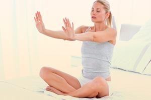Дыхательное упражнение при ВСД