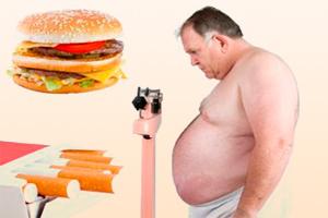 Факторы риска при атеросклерозе