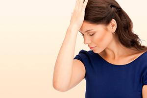 Головокружение как симптом дистонии