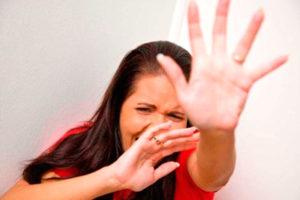 Приступ страха как типичное проявление