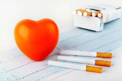 Может ли от курения болеть сердце