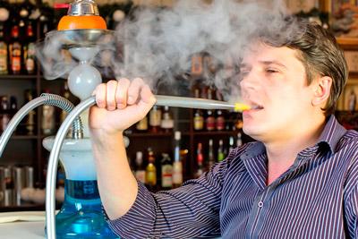 Вред от курения кальяна