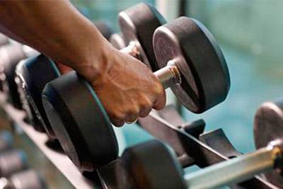Занятие С тяжелым весом