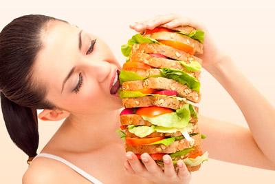 Экстрасистолия из-за переедания