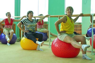 Физические занятия
