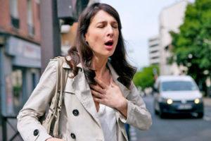 Причины трудностей с дыханием при аритмии
