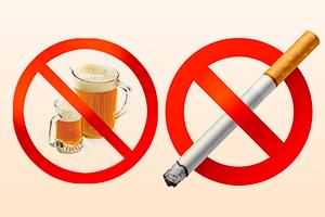 Курение и алкоголизм как причина атеросклероза рук