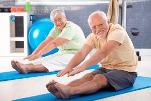 Физическая активность при заболевании сосудов