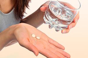 Прием таблеток при атеросклерозе