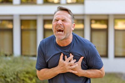 Характерные особенности мужского инфаркта миокарда