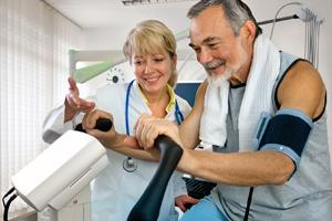 Физическая реабилитация после инфаркта