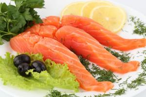 Рыба при болезнях сосудов и сердца