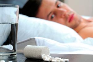 Снотворные препараты при ВСД