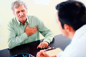 Боль в груди при тахикардии