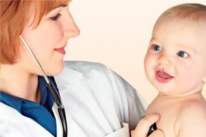 Лечение детей до года