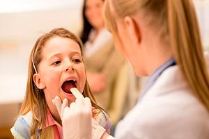 Лечение детей до 5 лет
