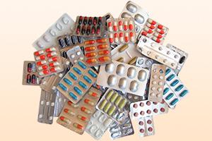 Взаимодействие медикаментов