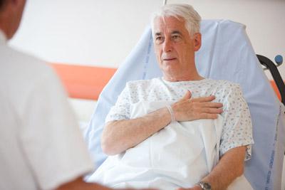 Болевой синдром после перенесенного инфаркта миокарда