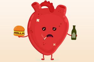 Употребление алкоголя вредит сердцу