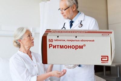 Особенности использования препарата «Ритмонорм»