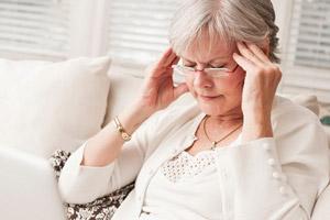 Головокружение при передозировке препаратом Ритмонорм