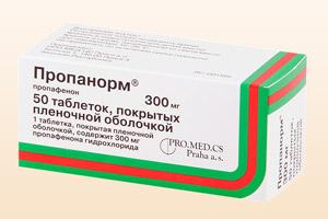 Препарат Пропанорм