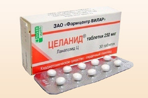 Таблетки Целамида