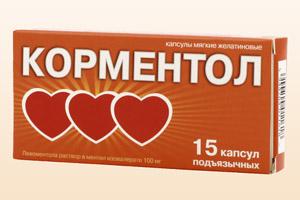 Препарат Корментол