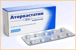 «Аторвастатин» в лечении сердечно-сосудистых патологий