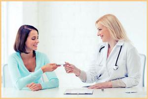 Назначение препаратов прачом